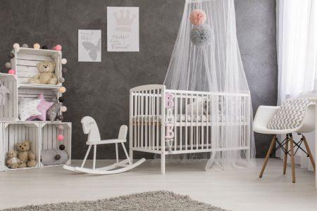 Zimmer für Kleinkinder